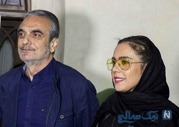 هنرپیشه جوان ایرانی