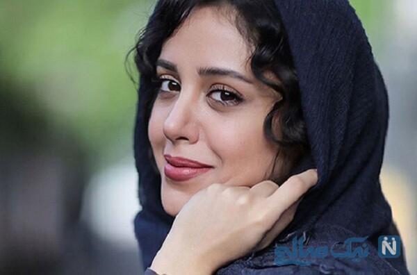 هنگامه حمیدزاده بازیگر نقش فرزانه سریال بزنگاه در گذر زمان
