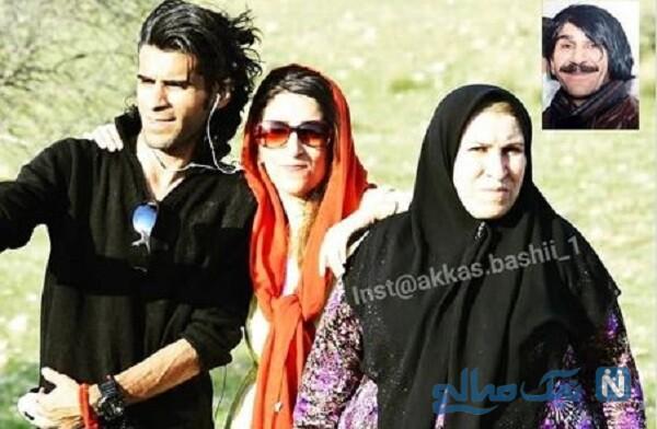 خانواده حسین پناهی بازیگر