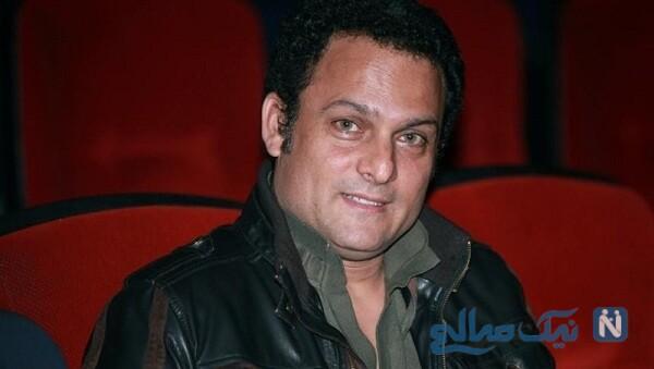 چهره جدید حسین یاری بازیگر