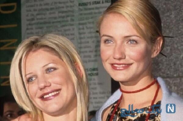 شباهت عجیب خواهران و برادران بازیگر مشهور که یادآور افسانه دوقلوهاست