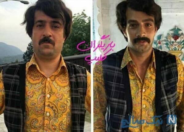 بدل بازیگران معروف ایرانی