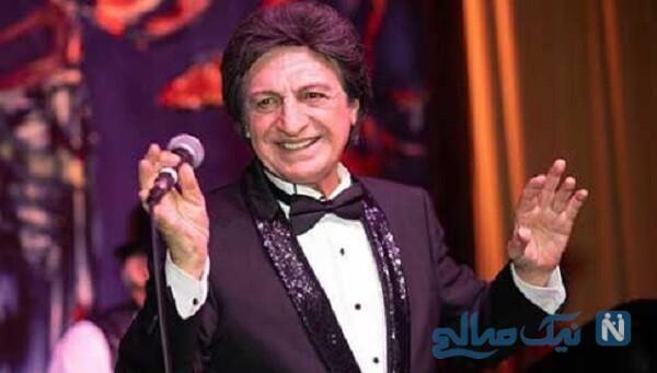 درگذشت جمشید علیمراد خواننده قدیمی