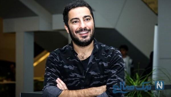 نوید محمدزاده از بازیگران کرد تبار