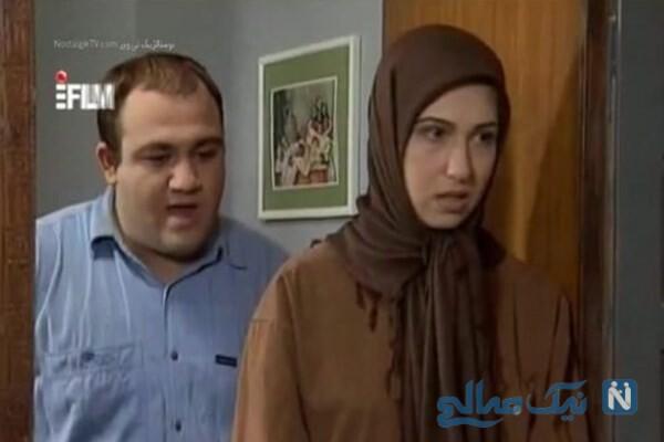 معصومه کریمی در سریال زیر آسمان شهر