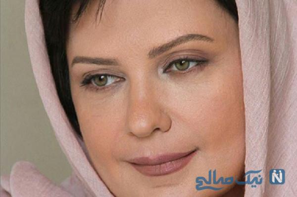 تغییر چهره لعیا زنگنه و معصومه کریمی از سریال در پناه تو تا امروز