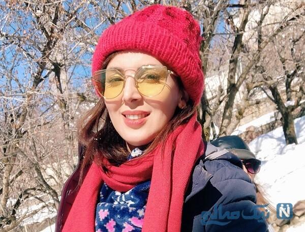 تغییر چهره جالب لیلا بلوکات بازیگر سینما، تلویزیون و تئاتر ایران