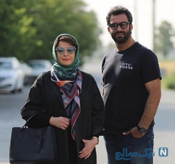 منوچهر هادی و مهراوه شریفی نیا