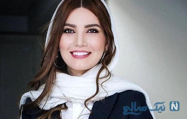 تیپ مدلینگ متین ستوده بازیگر مشهور زن ایرانی