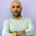 مهدی کوشکی و همسرش ریحانه پارسا در حال پیاده روی