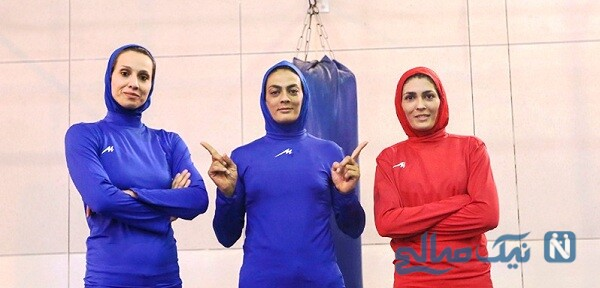 عکس جدید خواهران منصوریان الهه، شهربانو و سهیلا