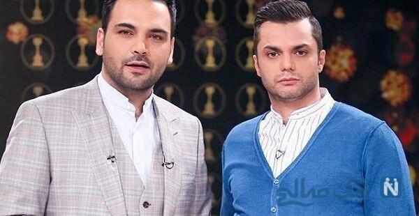 آرش ظلی پور و احسان علیخانی