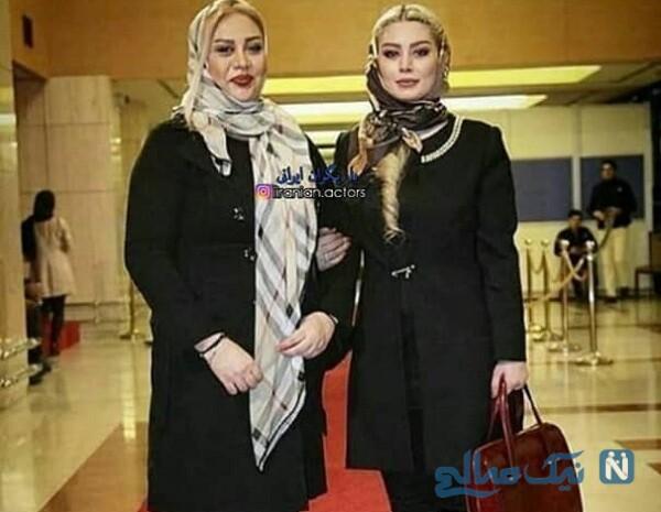 عکس سحر قریشی و مادرش و عکس جدید خانم بازیگر