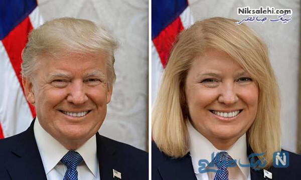 عکس چهره های معروف خارجی