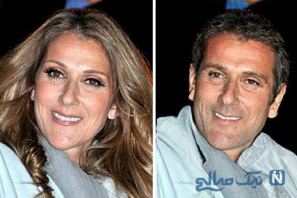 عکس چهره های معروف خارجی البته اگر مرد یا زن بودند