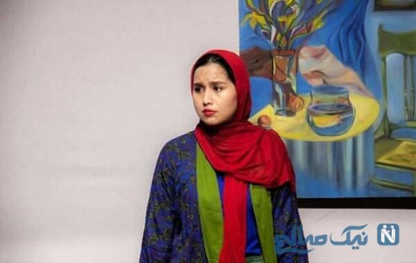تصاویر زهرا دباغیان بازیگر بچه مهندس