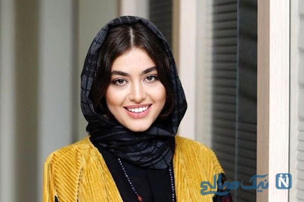 گریم جنجالی ریحانه پارسا در صفحه شخصی خانم بازیگر