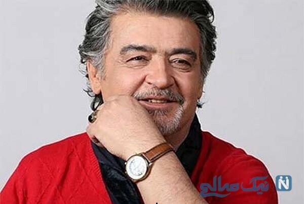 رضا رویگری و همسرش در کنسرت محسن ابراهیم زاده