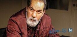 سعید سهیلی کارگردان معروف درکنار همسر و فرزندانش