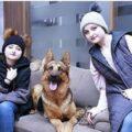 استایل ورزشی سارا و نیکا فرقانی بازیگران سریال پایتخت