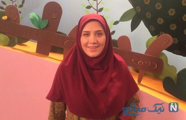 سارا روستا پور و دخترش , خاله سارا مجری محبوب تلویزیون