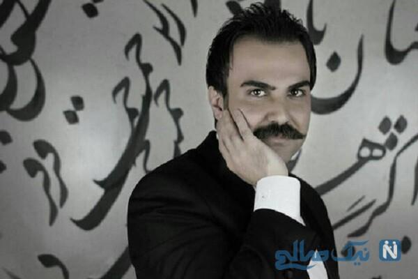 آخرین اجرای محمد رضا اعرابی خواننده ای که بر اثر کرونا در گذشت