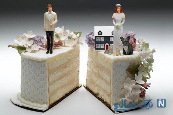علت عجیب طلاق یک زوج جوان تنها دو روز پس از عروسی