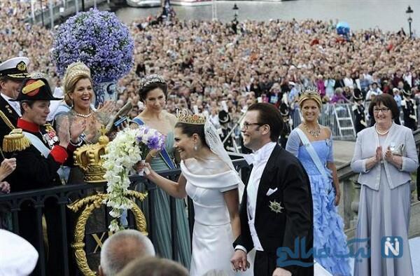 ماجرای تاج سلطنتی دختر پادشاه سوئد