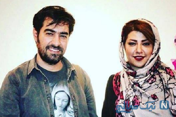 تصویری از چهره همسر شهاب حسینی