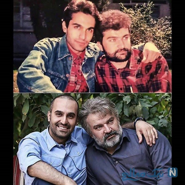 تغییر چهره بازیگر ایرانی