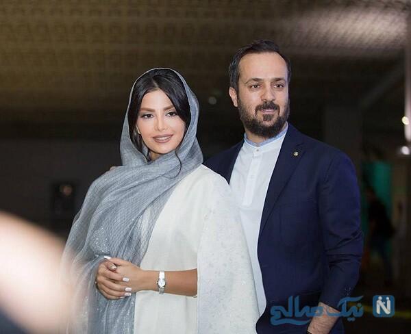 همسر احمد مهران فر بازیگر
