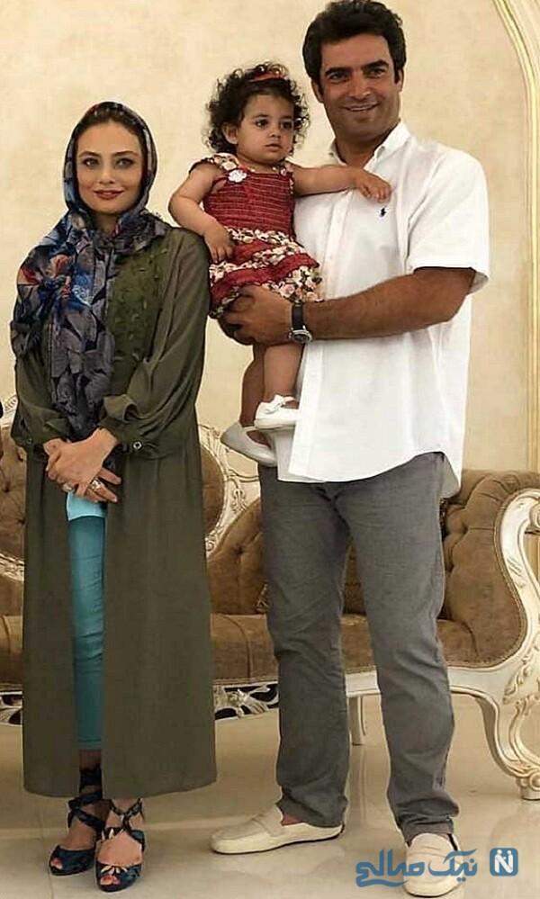 همسر و فرزند منوچهر هادی