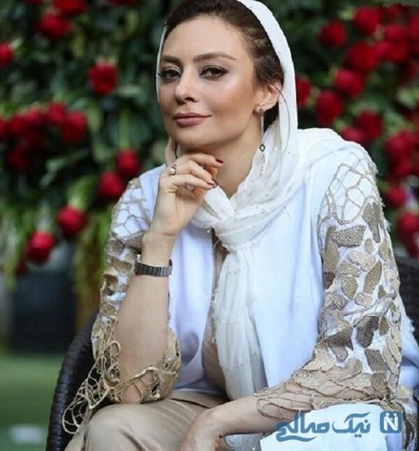 نوجوانی یکتا ناصر بازیگر ایرانی
