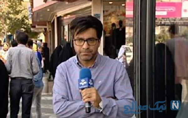 خبرنگار جنجالی