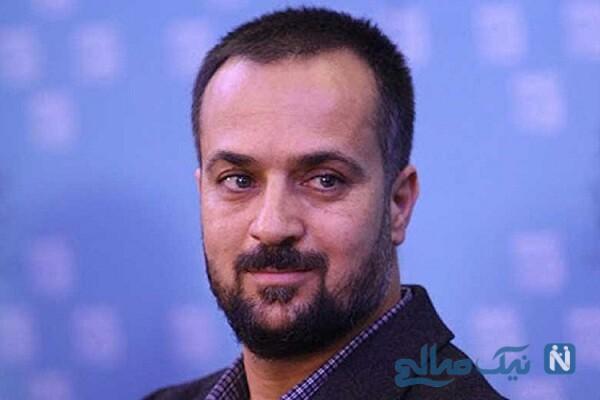 احمد مهران فر و بازیگران و همسرانشون