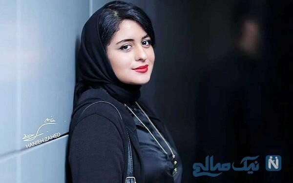 فاطیما بهارمست بازیگر جوان