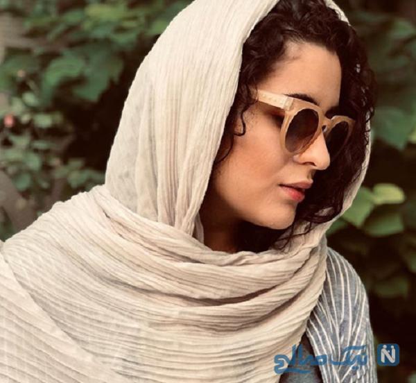 عکس جدید فاطیما بهارمست بازیگر
