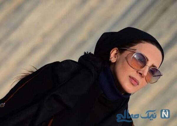 تبریک تولد لیلا بلوکات به خواهرش نوشا با انتشار یک ویدیو