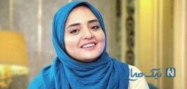 تصویر خاص و بدون آرایش از نوجوانی نرگس محمدی