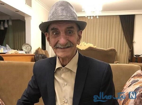 احمد پورمخبر بازیگر سینما و تلویزیون در ۸۰ سالگی درگذشت
