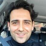 سلفی جالب امیرحسین آرمان بازیگر سریال مانکن در آسانسور