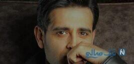 امیرحسین آرمان بازیگر خوش استایل سریال مانکن و مادرش