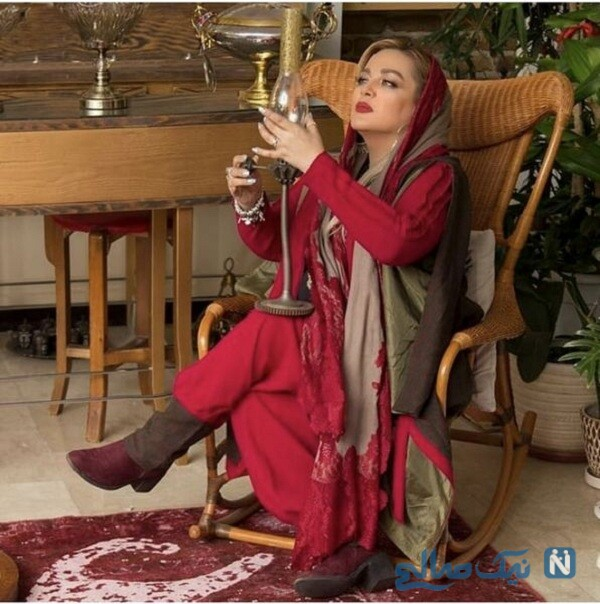 خانه لاکچری خانم بازیگر