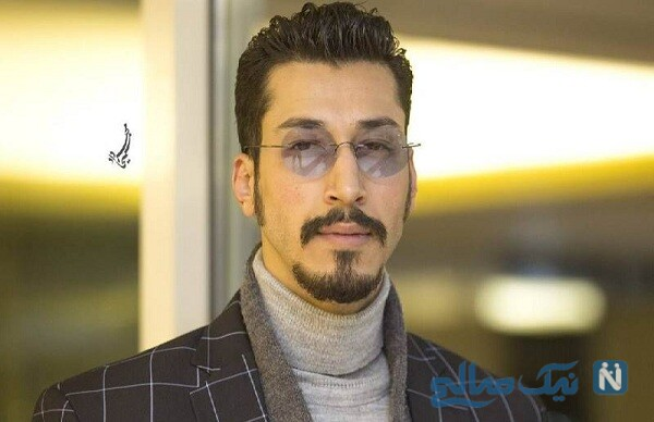 بهرام افشاری بازیگر سریال پایتخت در ماشین لاکچری اش