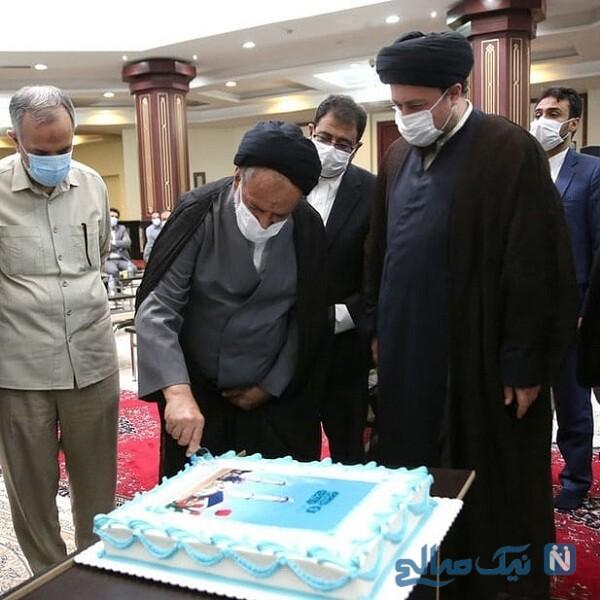 جشن تولد قبرستان تهران
