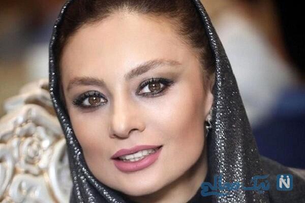 تغییر چهره ناگهانی یکتا ناصر همسر منوچهر هادی
