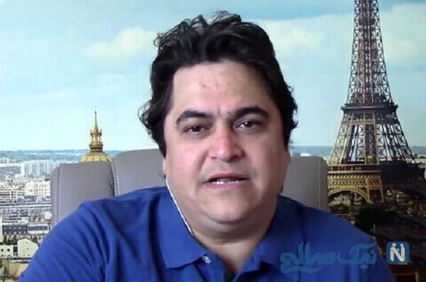 گفتگو با روح الله زم بعد حکم اعدام و خنده تلخ آقای مدیر
