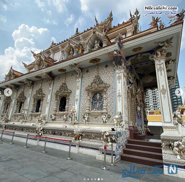 عجیب ترین معبد