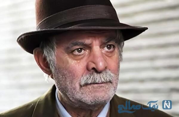 سیروس گرجستانی بازیگر معروف ایرانی در ۷۶ سالگی درگذشت