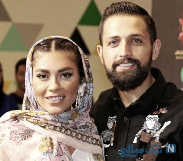 درخواست طلاق همسر محسن افشانی